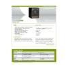 Kép 2/2 - EAGLE 5000 (220V) - Hordozható Ionizációs légtisztító, fertőtlenítő, szagtalanító, és füsttelenítő  berendezés, szabályozható ózongeneráló funkcióval, szénszűrővel