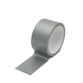 Ragasztószalag PVC textilszál erősítésű 50m-es