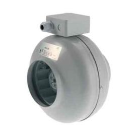 Szellőzőventilátor BCS/BCA 125 L emelt nyom (Csőközé építhető)