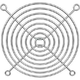Ventilátor rács 150x150