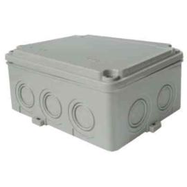 E.doboz 107x107x60 IP65 sim Műa