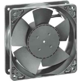 Ventilátor 120x120x38mm sarus Sunon 220V, siklócsapágy