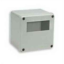 E.doboz 108x108x90mm=32x74mm ablakkal