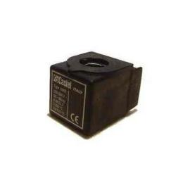 Mágnestekercs Castel 12V-os egyen