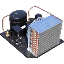 Aggregát Aspera UNEK6181GK R404a(613W/10 MHBP, 230V,  7,28CM3)