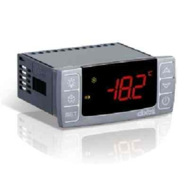 Dixell XR06CX-5N0C1 230V termosztát 3 rel.