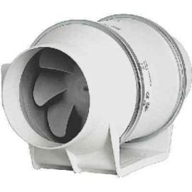 Szellőzőventilátor 200 TT PRO (Csőközé építhető)