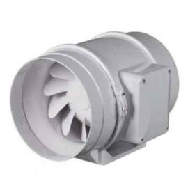 Szellőzőventilátor 125 TT MIX SILENT (Csőközé építhető)
