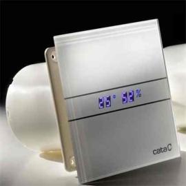 Szellőzőventilátor 100 GTH CATA fehér