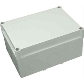E.doboz 150x110x70 IP65 sima Műa S-BOX316SK