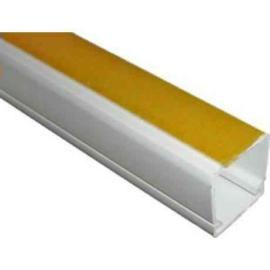 Kábelcsatorna 15x15mm öntapadós Stilo STI1583