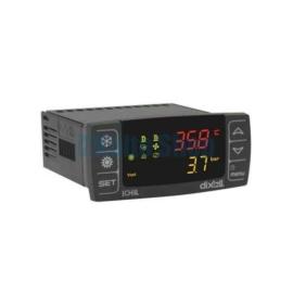 Dixell IC208CX-01000 12V + kábel klt folyadékhűtő vezérlő