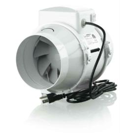 Szellőzőventilátor 200 TT MiX Silent (Csőközé építhető)