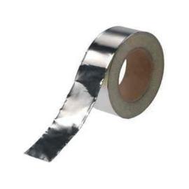 Ragasztószalag ALU 5cm/10m fóliás
