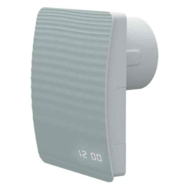 Szellőzőventilátor 100H Style hygros,csapágyas,
