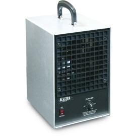 OZONE BLASTER (220V) - Hordozható légtisztító berendezés, szagtalanító, és füsttelenítő berendezés, szabályozható ózongeneráló funkcióval