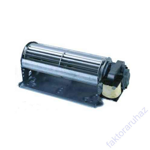 Ventilátor Centrifugál  TFL240x60mm balos