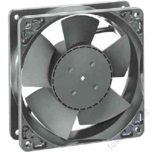 Ventilátor 80x80mm 12V
