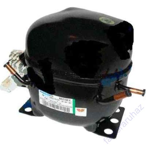 Aspera NEK6217GK R404A kompresszor(1166W/-10 MBP, 230V/1/50Hz, CSR, 14.28CM3)
