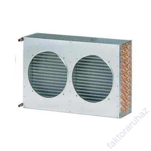 Kondenzátor PV1650D 3,4KW+ventilátorok
