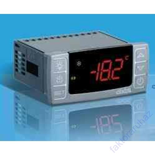 Dixell XT121C-5C0TU 230V 2 lépcsős NTC/PTC/Pt100