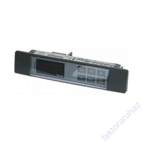 Dixell XW60LR-5N0C0  230V termosztát keskeny