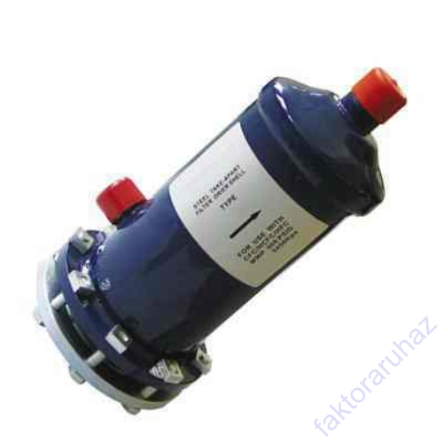Szűrőház 28mm 1 bet. R410a HFF