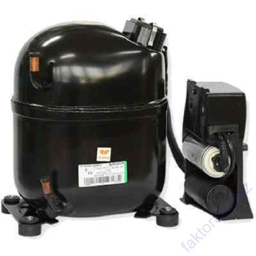 Aspera NJ2192GJ R404A kompresszor (iker)(585W/-35 LBP, 230V/1/50Hz,26.10CM3) GEM