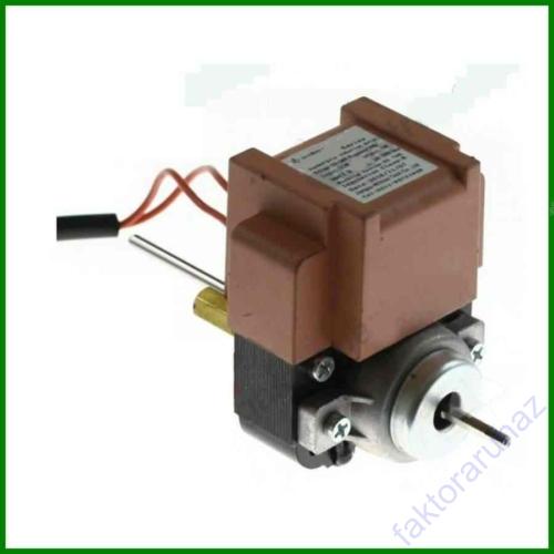 Ventilátor  motor Duplatengelyes ZYD-2J (Haning )