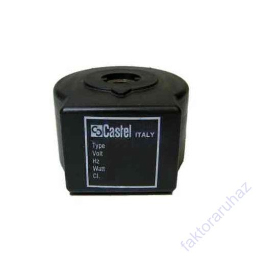 Mágnestekercs Castel 24V-os  egyenáram 9120/RD2