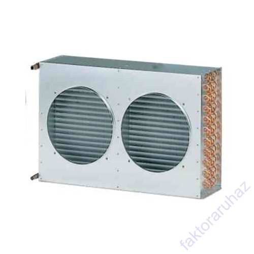 Kondenzátor UCV31127  1,57KW -ventilátor nélkül